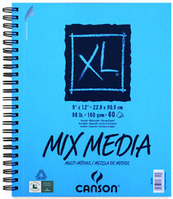 Extra Large MMedia 11X14 60 Sheets Wirebound