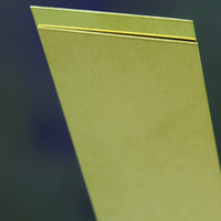 Brass Strip 016 X 14 X 12
