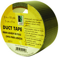 Tape Duct Silver 2 In x 10 Yds
