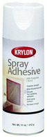 Krylon Clear Spray Adhesive 11 oz.