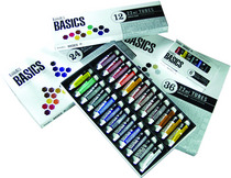 Liquitex BASICS Acrylic Color Sets BASICS Introductory Set
