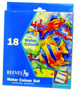 Reeves Introduction to Fine Art Sets 18Color Sets Watercolor Set