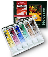 Winton Oil Intro Set 6X21Ml