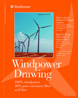 Strathmore Windpower Drawing Pads 18 x 2412
