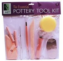 Pottery Tool Kit 8 Pieces
