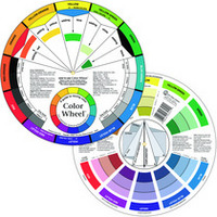Color Wheel 9 1/4In