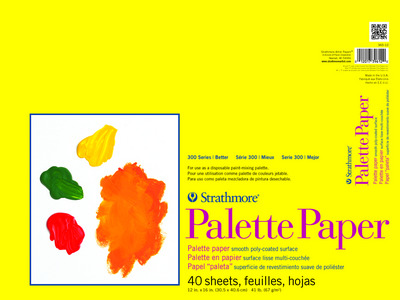 Strathmore Paper Palette Pads 9 x 12