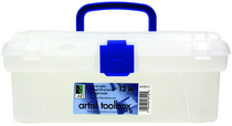 Artist Toolbox Clear 12 Inch