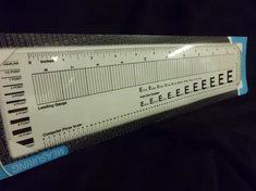 Graphic Arts Ruler