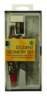 Student Geometry Set 7 Pieces