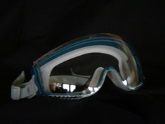 Uvex Stealth Safety Goggle
