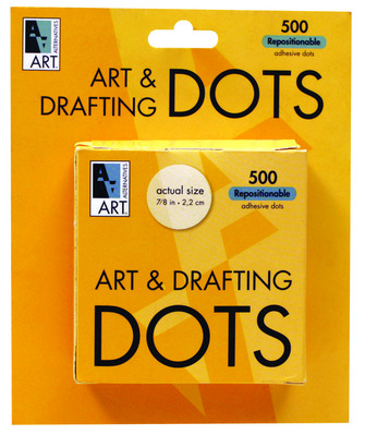 Dots- Art &amp; Drafting 7/8 Inch