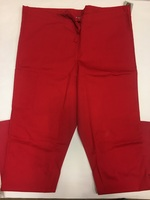 1 Pocket Pant, Red