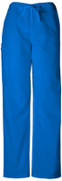 Unisex DString Pants Color, Royal Blue