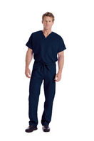 Reversible Unisex Scrub Top 2X Large