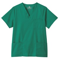 Unisex 3 Pocket Scrub Top