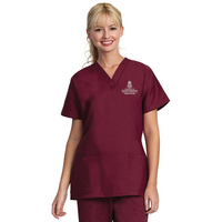 BSN Womens Scrub Top