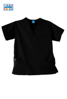 Gelscrubs Emblematic 5 Pocket Scrub Top