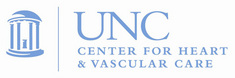 UNC Center For Heart & Vascular Care Embroidery Logo