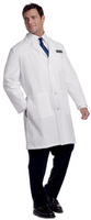 Unisex Lab Coat, White