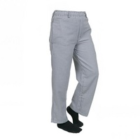 Unisex Houndstooth Pant L