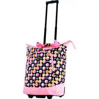 Rolling Med Tote, Pink