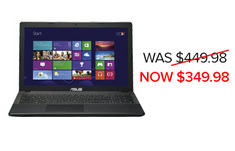 Asus D550 Notebook with a 15.6 inch Display. D550MAVDB01S