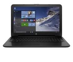 HP Notebook with a 15.6 inch Display. 15AF115NR (Jet Black)