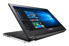 Asus R554 Touchscreen Notebook with a 15.6 inch Display. R554LARH31TWX