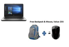 14 inch Laptop Bundle with Free Backpack and Mouse