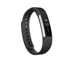 Fitbit Alta Black, Large