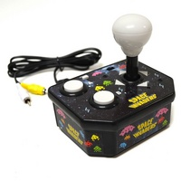 TV Arcade Space Invaders Plug & Play Game