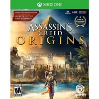 Assassins Creed Origin D1 XBX1