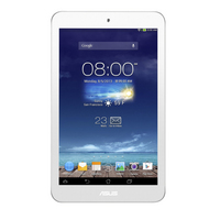 Asus Quad Core Tablet with an 8 inch Display. ME181CA1BK 16GB