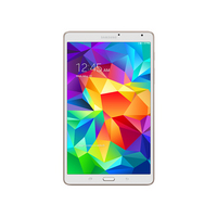 Samsung Galaxy Tab S with an 8.4 inch Display. 16GB (White)