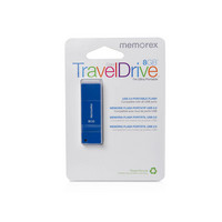 Memorex 8GB TravelDrive Blue