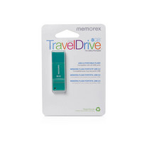 Memorex 8GB TravelDrive Teal