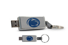 Pennsylvania State University Custom Logo USB Drive Keychain 16GB