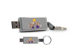 Centon University at Albany Custom Logo USB Drive Keychain 16GB