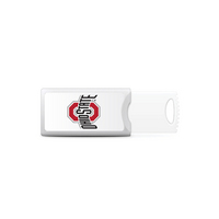 Centon Ohio State University V2 Push USB 3.0 Flash Drive, Classic V1  64GB