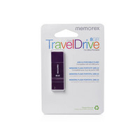 Memorex 8GB TravelDrive Purple