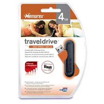 Memorex 4Gb Usb Travel Drive