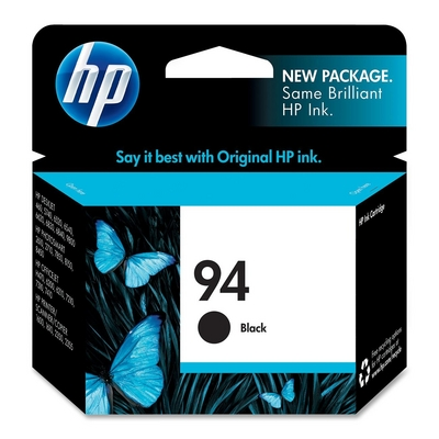 Hp 94 Black Cartridge