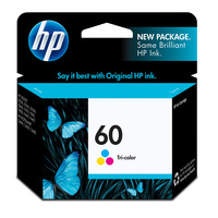 HP 60 TriColor Ink Cartrdge