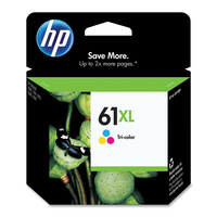 61XL TriColor Ink Cartridge P