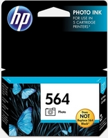 564XL Black Ink P