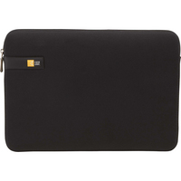 CASE LOGIC LAPTOP SLEEVE, 15.6 INCH, BLACK