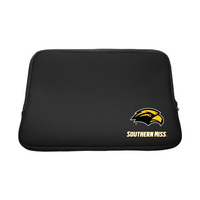 University of Southern Mississippi Custom Logo Laptop Sleeve, 15.6in