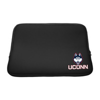 UCONN Custom Logo Laptop Sleeve, 15.6in