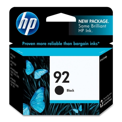 HewlettPackard Vivera Black Inkjet Print Cartridge